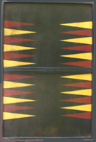 Backgammon - Black