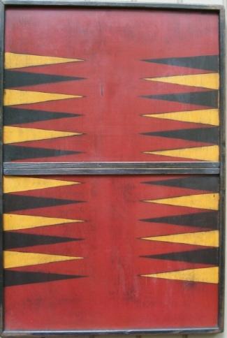 Backgammon - Red