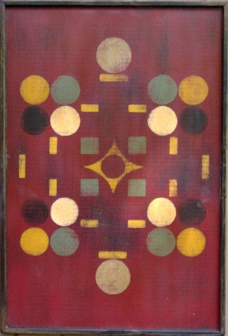 Dots and Spots Parcheesi