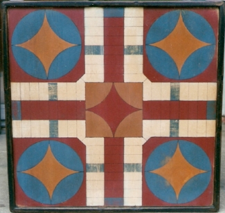 Out West Parcheesi Game Board