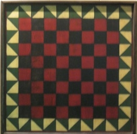 Linda's Quilt Checker Board