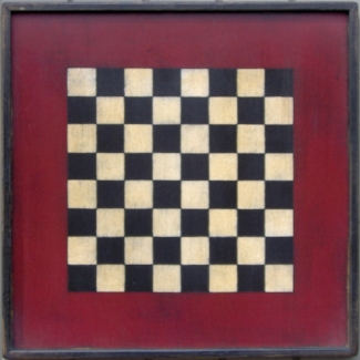 Jenni's Checker Board