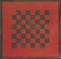 Oldtimer Checker Board