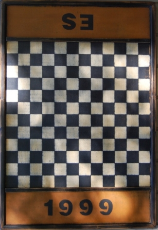 Custom Large Checker Board