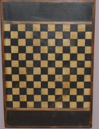 German Checker Board