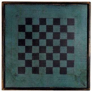 Wise Checker Board