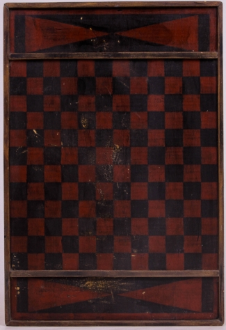 german checker red with triangles large board.jpg