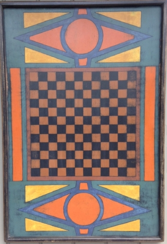 Bountiful Large Checker Board