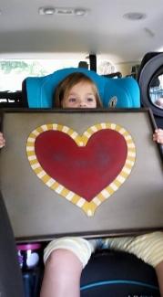Well Worn Heart Game Board