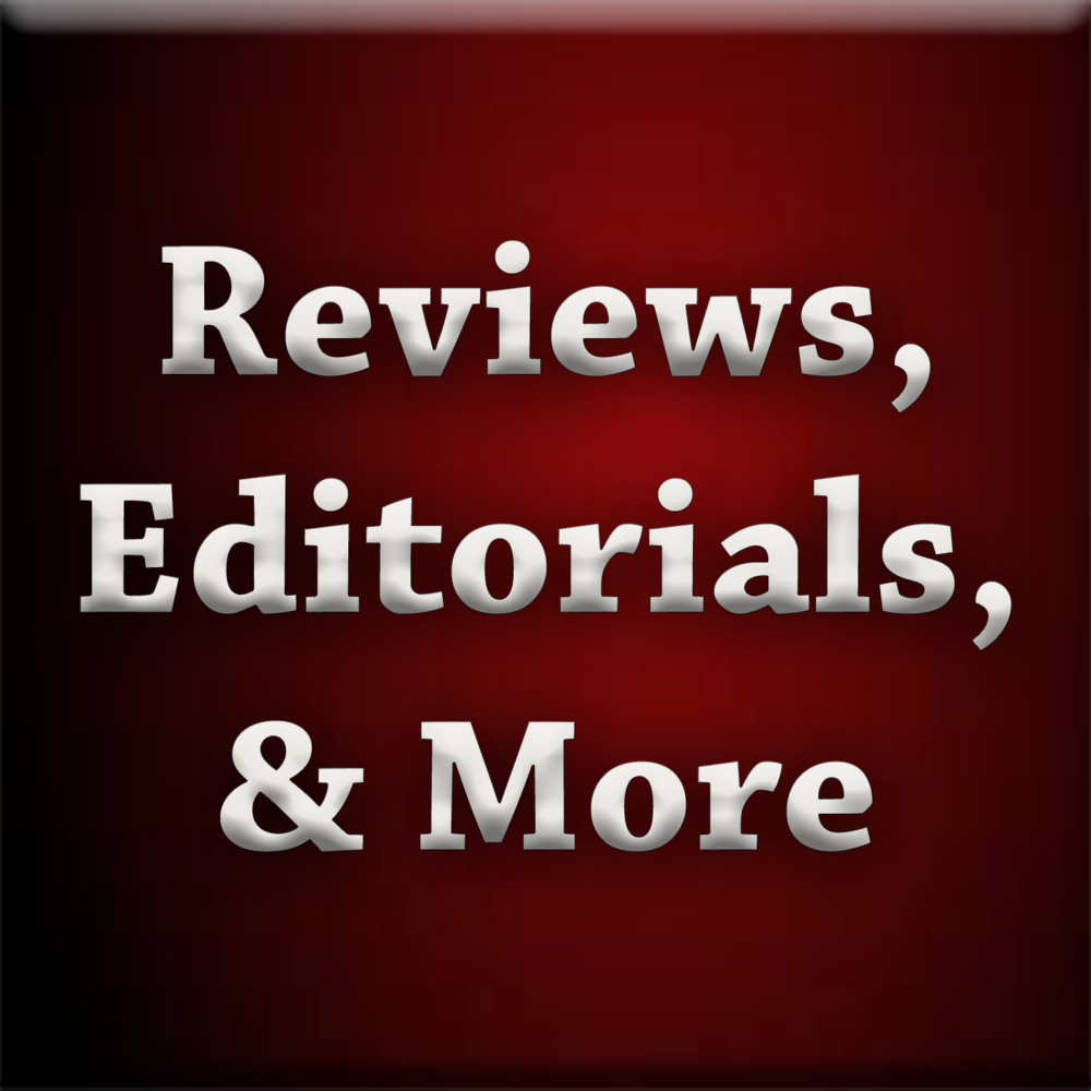 Read Scott's latest reviews, editorials, and more. Leave comments but remember, we're all friends here.No hate speech will be tolerated.