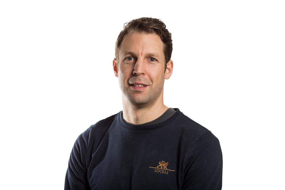 Marco Böckli   Geschäftsführer & Projektleitung