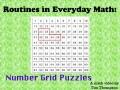 number grid puzzle