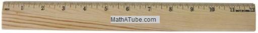 standard ruler