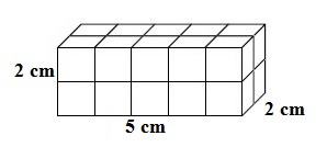 rectangular prism cubic unit