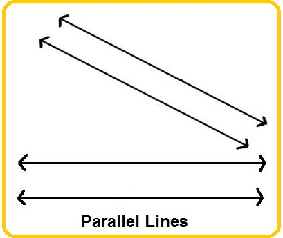 geometry parallel lines and segment