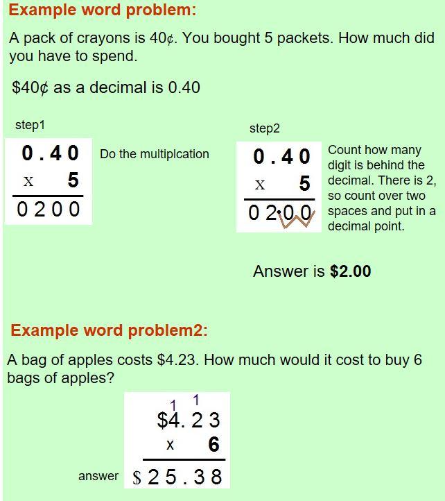 multiplying money