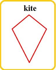 kite shape