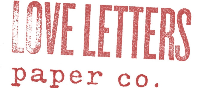 Love Letters Paper Co.