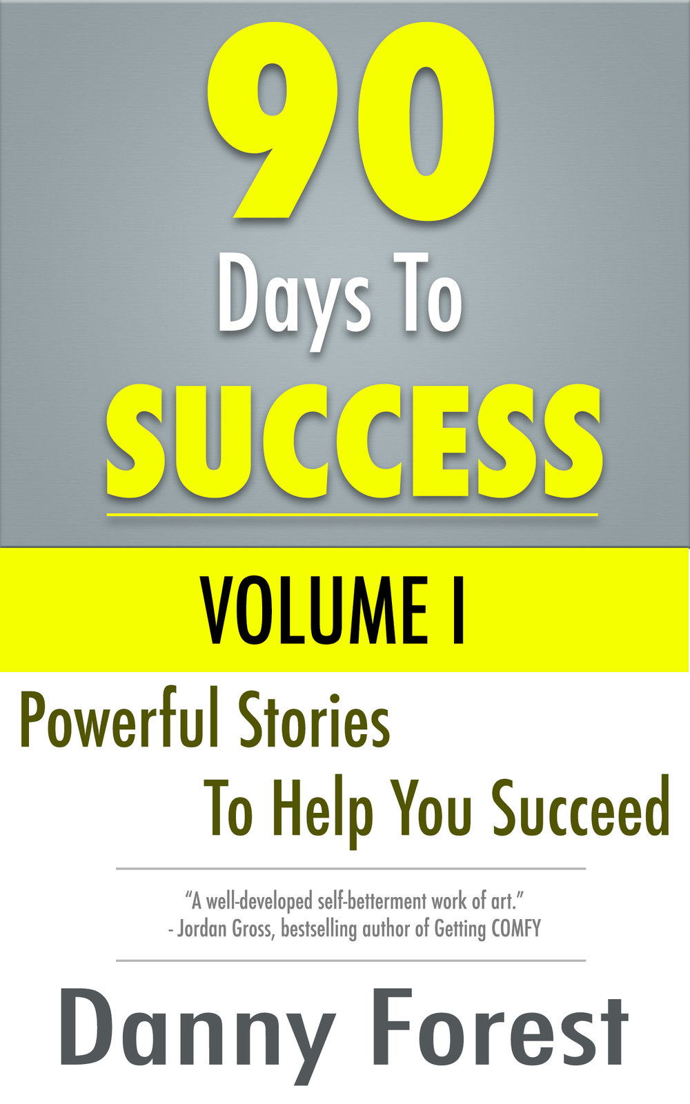 4. Exclusive eBook: 90 Days to Success - After 2 months, receive a free exclusive eBook: 90 Days to Success.