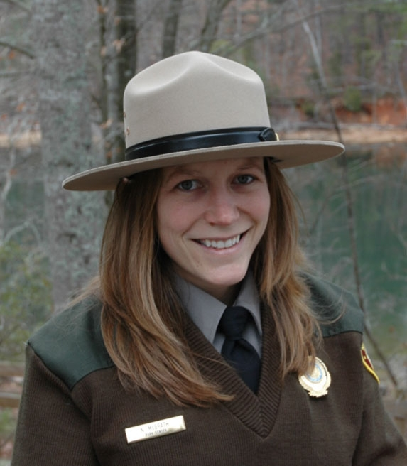 Nora Coffey, Lake James State Park Superintendent