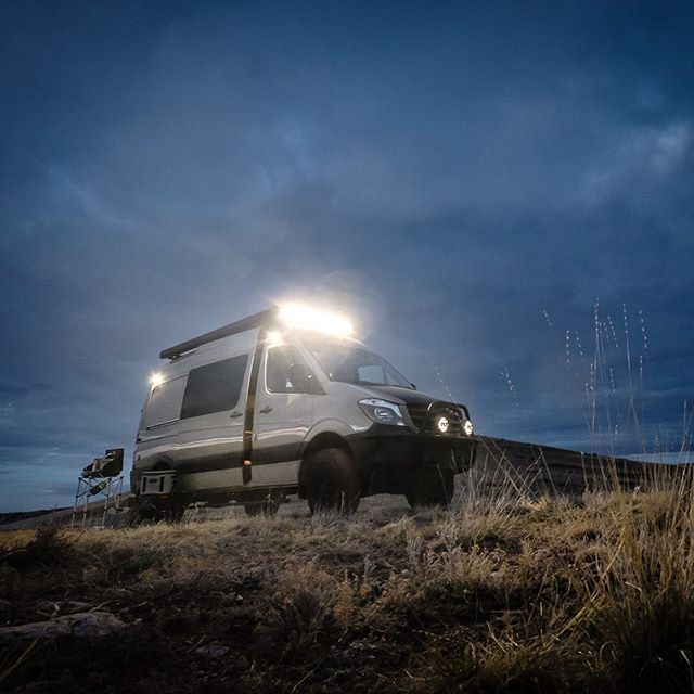 Some amazing shots from the lucky owner of our WRO build.  We love seeing where these builds go and the good times they bring to families. @adventure_wagon @aluminess @lizardskininsulation #vanlife @deckedusa