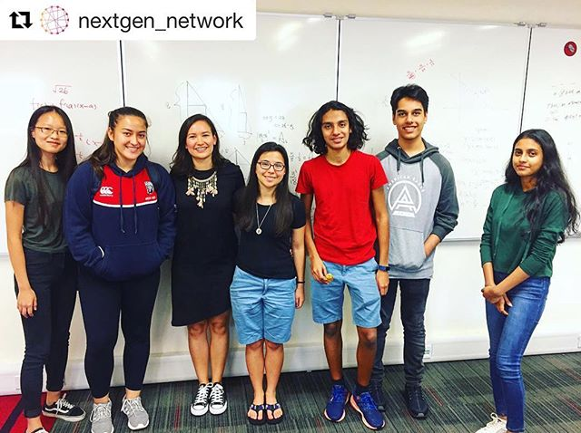 Yesterday we @nextgen_network hosted a workshop at Hong Kong International School on budgeting as a student and little crash course on building your online portfolio and CV. Looking forward to our next workshop! #nextgennetwork
