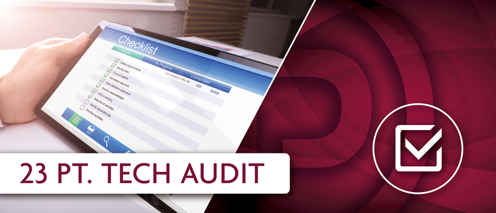 23-Point Technology Audit