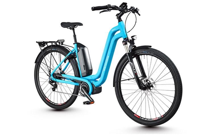 MTB Cycletech  Libre Luz 25/45 km/h    ab CHF 3095.–  Shimano Steps/Bosch