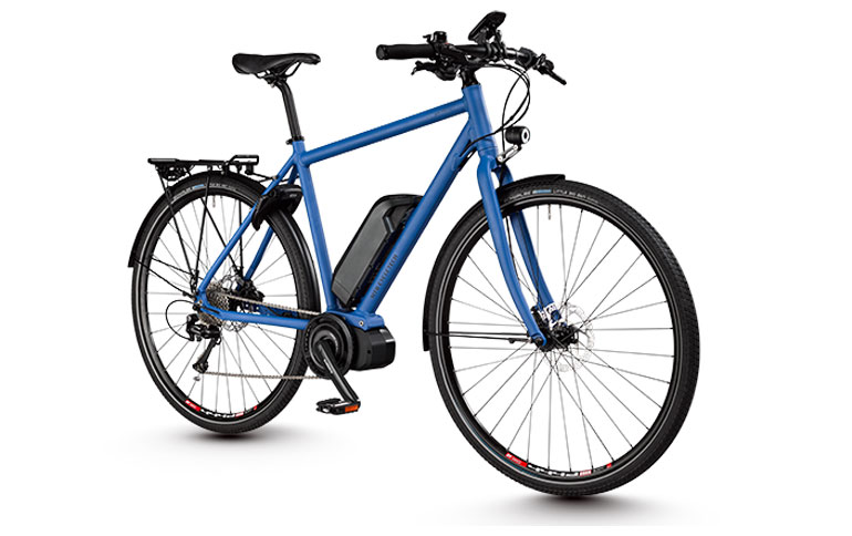 MTB Cycletech  Pura Vida Luz Man   25/45 km/h    ab CHF 2999.–  Shimano Steps/Bosch