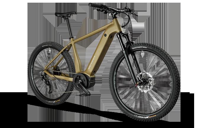MTB Cycletech  Yak 25/45 km/h  ab CHF 4049.–  BoschAktive Line+ / Performance Line Speed