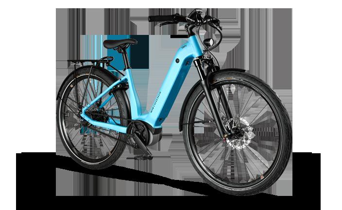MTB Cycletech  Yamu 25/45 km/h  ab CHF 4298.–  BoschAktive Line+ / Performance Line Speed