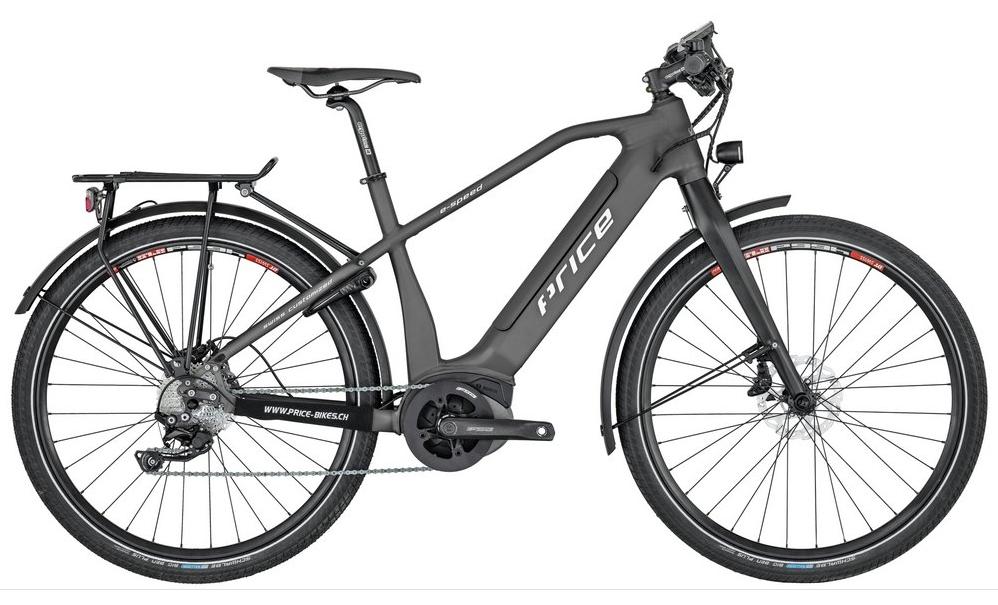 Price  e-Xpress iTube 45 km/h  ab CHF 3995.–  Bosch / Performance Line