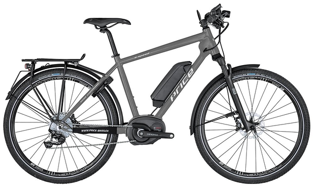 Price  e-Speed 25/45 km/h  ab CHF 3395.–  Bosch / Performance Line
