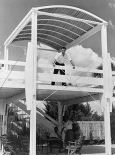 Paul Rudolph in 1953   Photo: Library of Congress