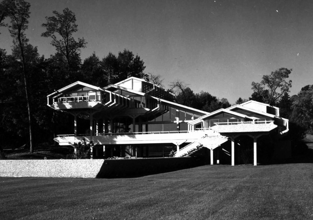 Deane Residence, 1970-1972   Photo:   Cerwin Robinson