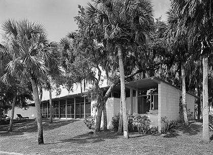 Russell Residence, 1947