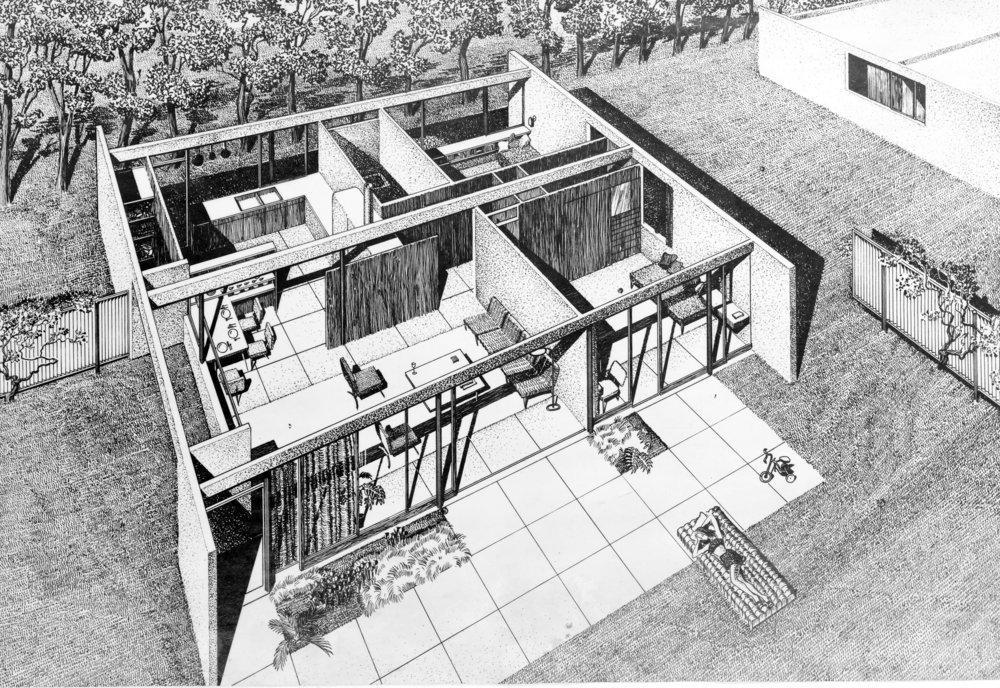 Lamolithic Development, 1948