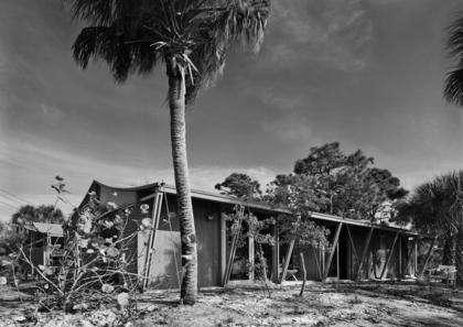 Coward Residence, 1951