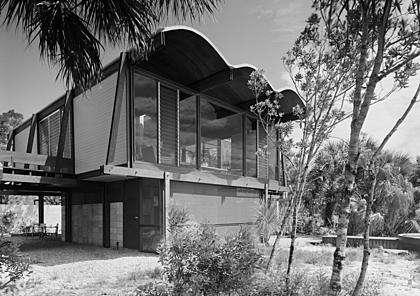 Hook Residence, 1952