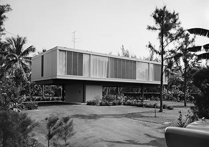 Biggs Residence, 1955