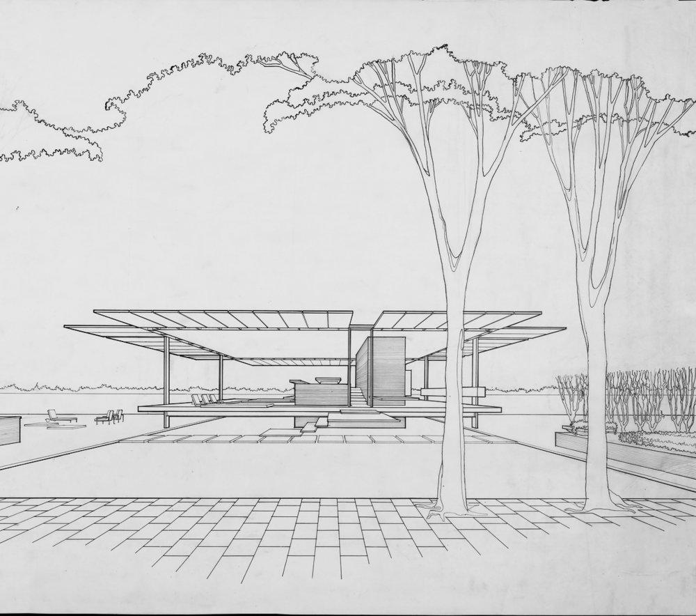 Grand Rapids Model House, 1956