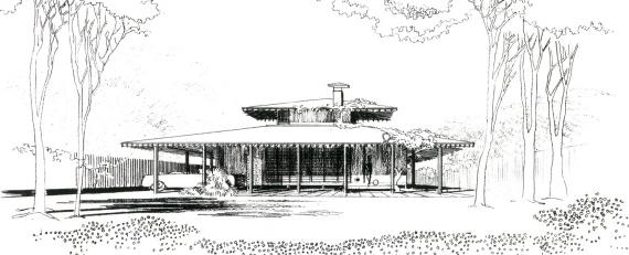 Fletcher Residence, 1956