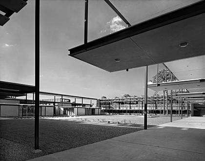 Riverview High School, 1957