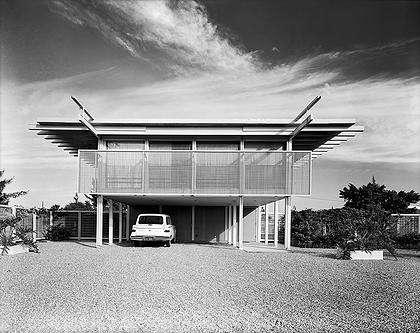 Harkavy Residence, 1957