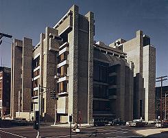 Art & Architecture Bldg, 1958