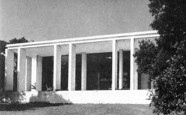 Liggett Residence, 1958