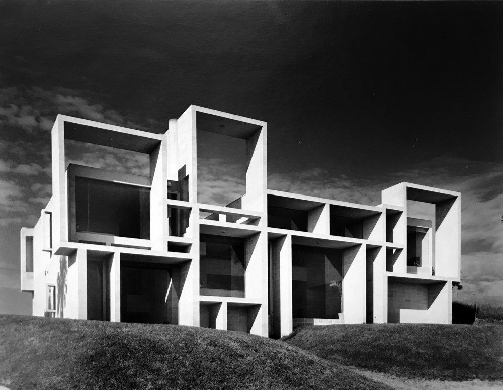 Milam Residence, 1959