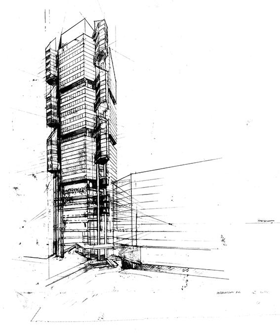 International Building, 1990