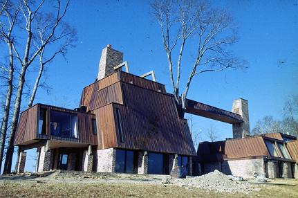 Tuttle Residence, 1984