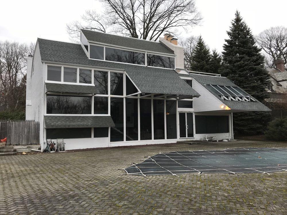 Treistman Residence Renovation, 1986